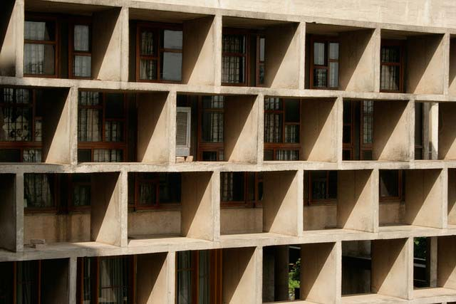 Chandigarh by Le Corbusier