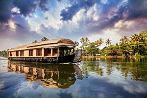 private Tour on the Backwaters