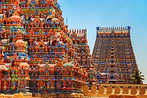 hire car with driver Tamil Nadu